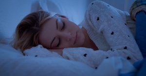 Cosa succede durante il sonno?