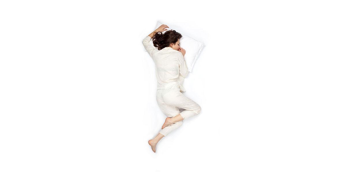 Dormire sullo stomaco
