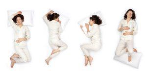 Quali sono le migliori posizioni per dormire e quale dovresti usare?