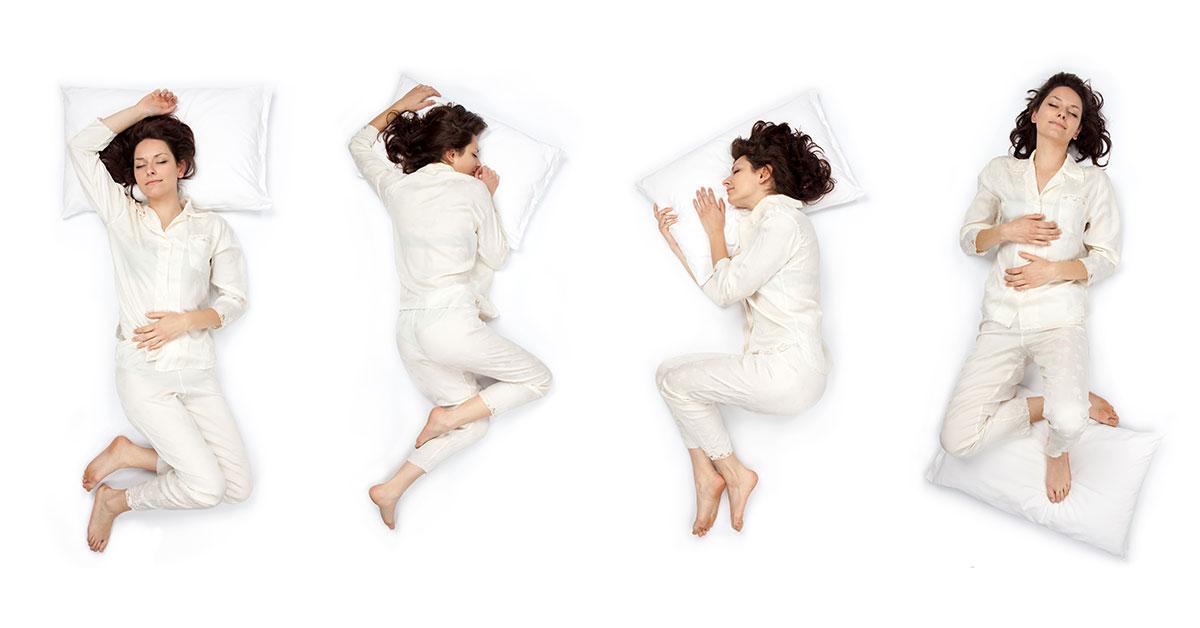 Il Miglior Materasso Per Dormire.Quali Sono Le Migliori Posizioni Per Dormire E Quale Dovresti